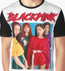 BLACKPINK Band Tee Graphic T-Shirt