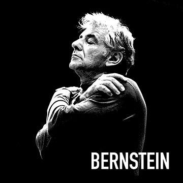 Conductor Bernstein by vivalarevolucio