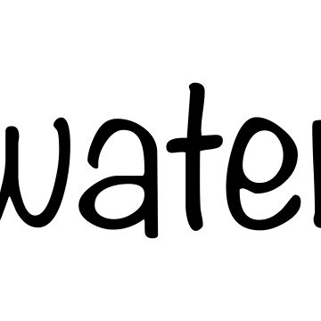 water by lolworld