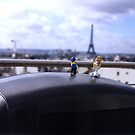 Bonjour Mademoiselle by berndt2