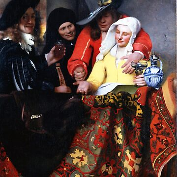 HD The Procuress, by Johannes Vermeer HIGH DEFINITION by mindthecherry
