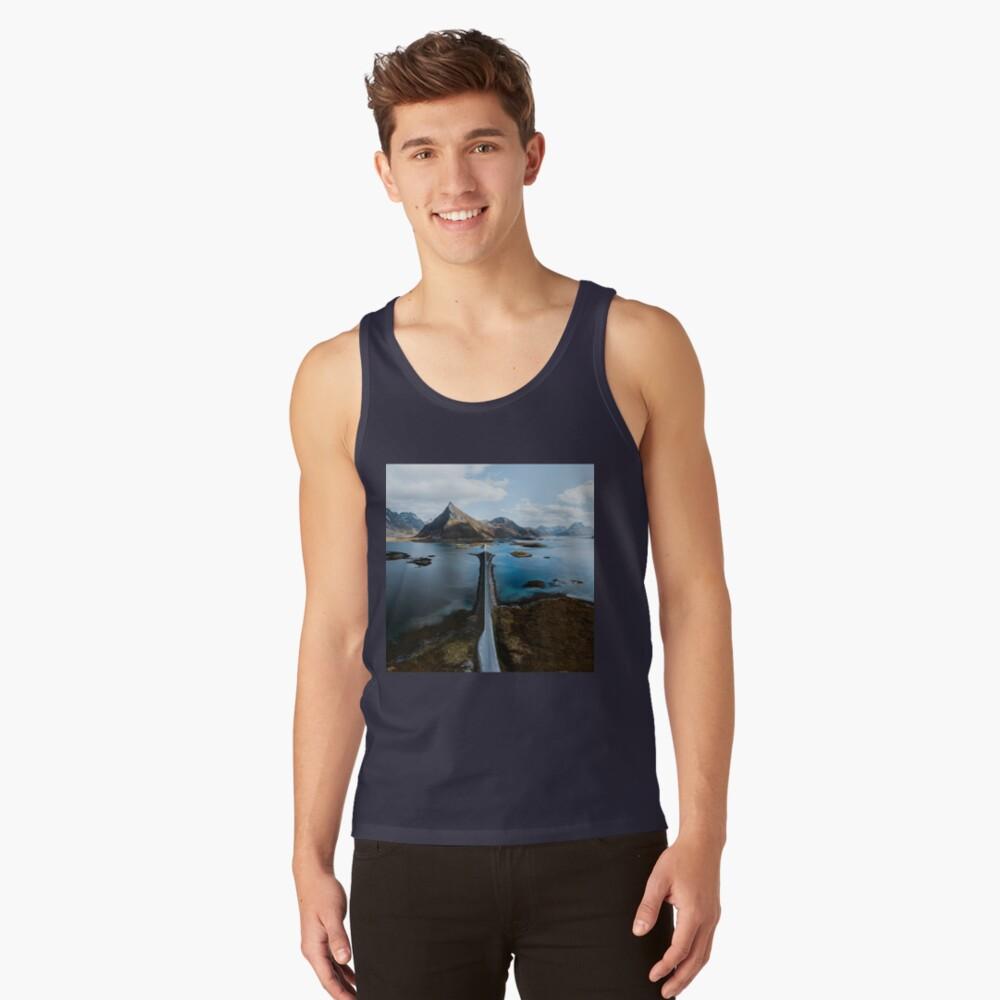 Lofoten Islands Tank Top