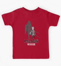 AFTER SCHOOL WARRIORS: PALADIN Kids Tee