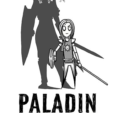 AFTER SCHOOL WARRIORS: PALADIN by Iceaegis