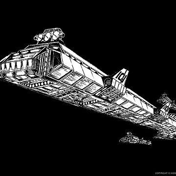 Spaceship by NewSignCreation