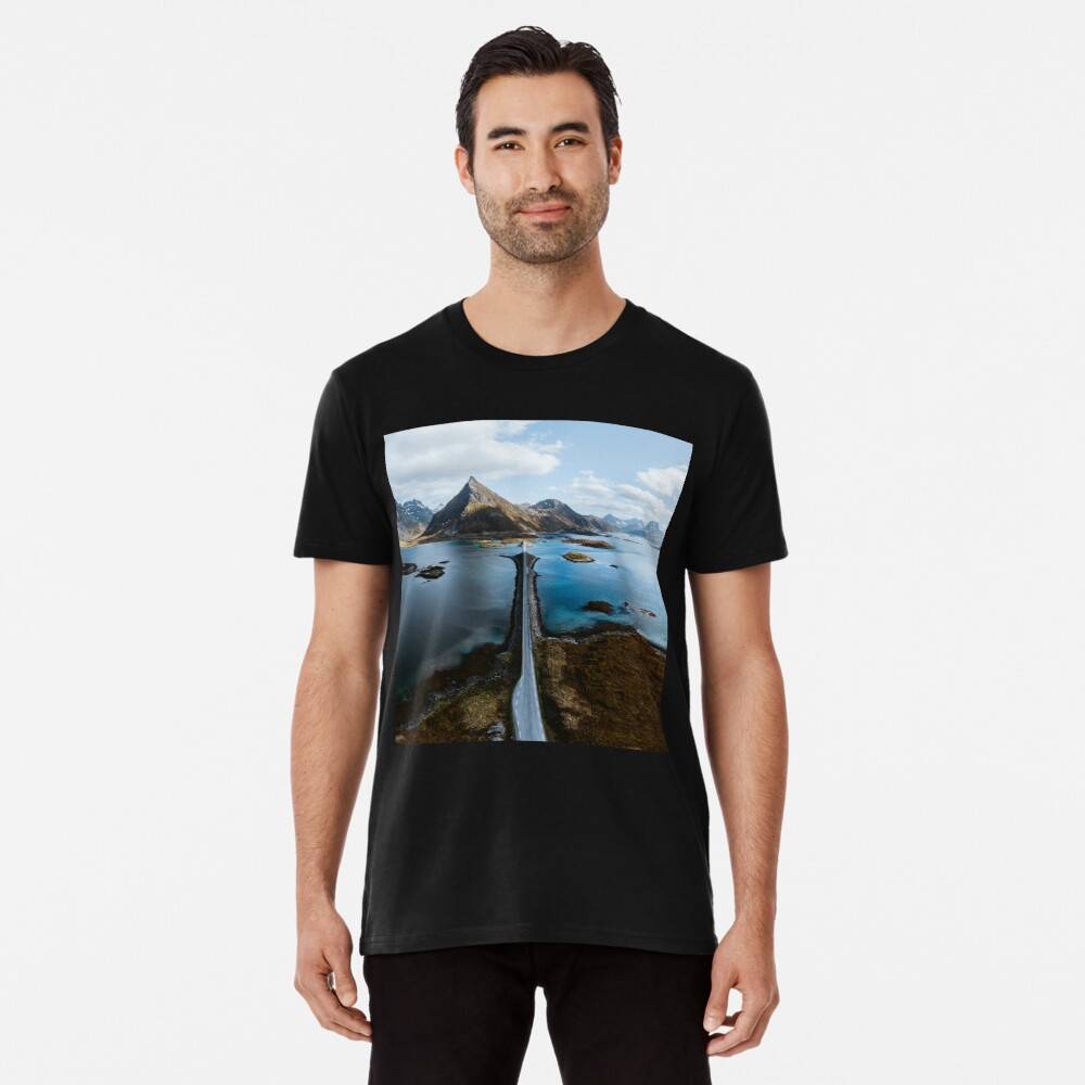 Lofoten Islands Premium T-Shirt