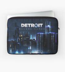 Detroit Become Human- Skyline Laptop Sleeve
