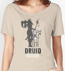 AFTER SCHOOL WARRIORS: DRUID Women's Relaxed Fit T-Shirt