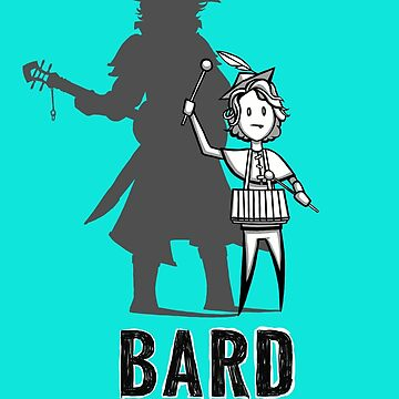 AFTER SCHOOL WARRIORS: BARD by Iceaegis