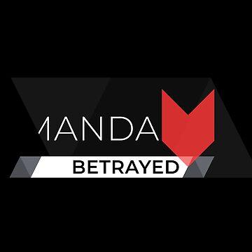DBH: Amanda   betrayed by flaminska