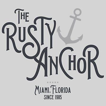 The Rusty Anchor by machmigo