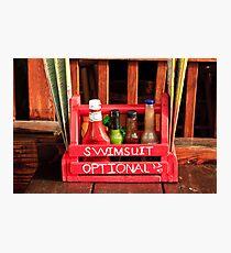 Miami Spice Photographic Print