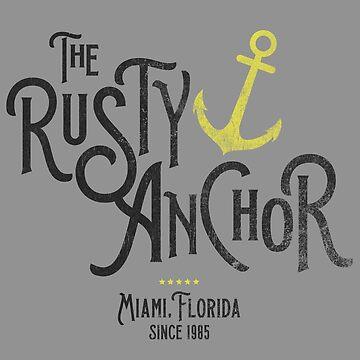 The Rusty Anchor Vintage Version by machmigo