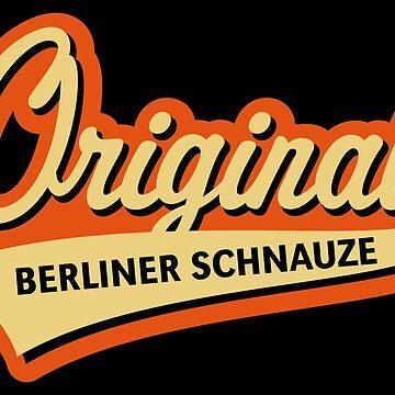 Original Berliner Schnauze (Berlin / 3C) by MrFaulbaum