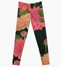idyllic // dahlia Leggings