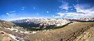 Trail Ridge Vista by Bill Wetmore