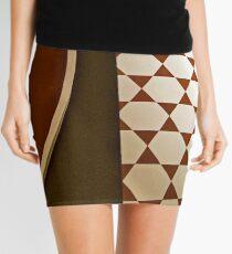 Catalan Design Mini Skirt