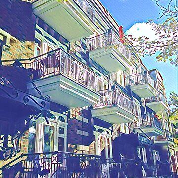 les Balconies by mmmMiMi