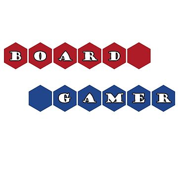 Board Gamer by Llanjaron
