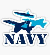 NAVY aircraft Sticker