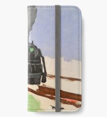 Duluth, missabe and Iron Range Locomotive iPhone Wallet/Case/Skin
