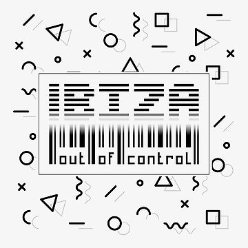 Out of Control by weloveibiza