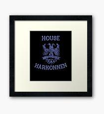 House Harkonnen  Framed Print
