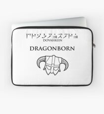 Dovahkiin - Dragonborn Laptop Sleeve