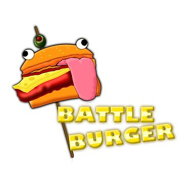 Battle Burger by niar