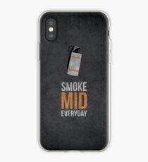 Smoke Mid Everyday - Cs:Go iPhone Case