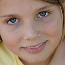 Blue Eyes  by Caroline Angell