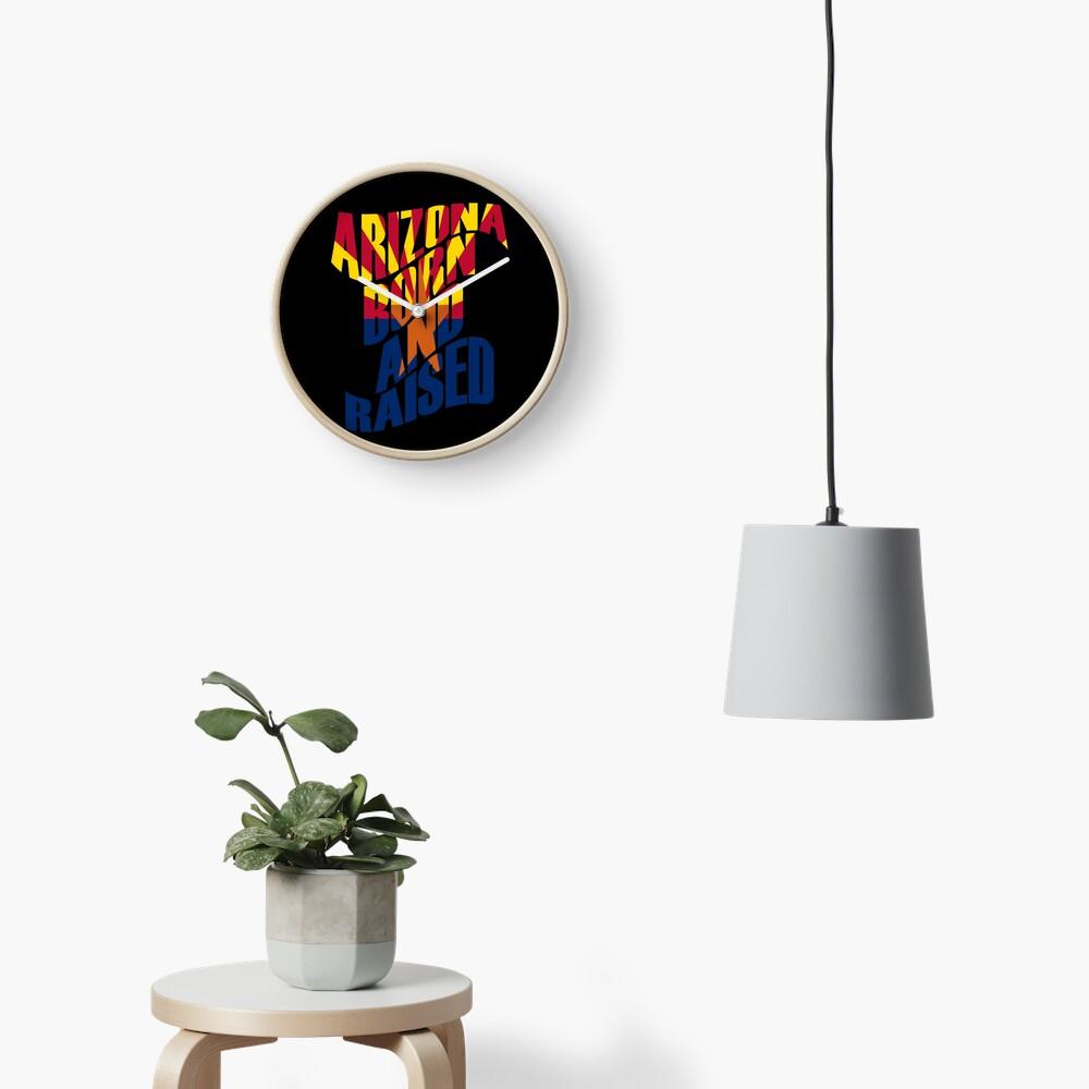 Arizona geboren und aufgewachsen Uhr