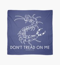 Don't Tread On Me - Centipede Nation - The Official Nimble Navigator Scarf