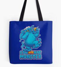 CTHOOKIE MONSTER Tote Bag