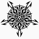 Double Tentagram by drakenwrath