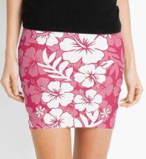 Pink Hawaiian Dream Mini Skirt