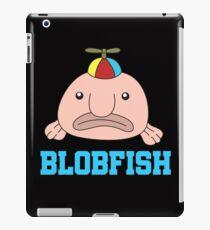 Funny Blobfish Perfect for Fish Lovers Blobfish kid iPad Case/Skin
