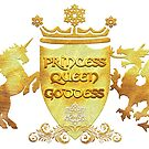 Wynter: Princess, Queen, Goddess by flockauthors