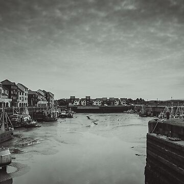 The Harbour at Maryport, Cumbria by Undersound