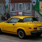 My 1977   T R 7   Coupe by Larry Llewellyn