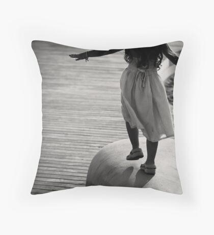 my sweet freedom  Throw Pillow