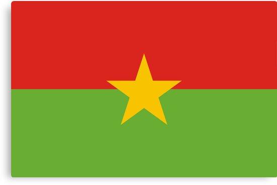 Burkina, national id by AravindTeki