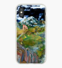 The Folly and the Moon iPhone Case