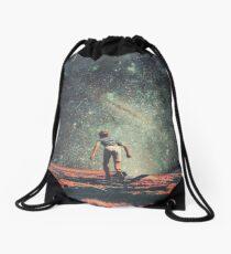 Nostalgia Drawstring Bag