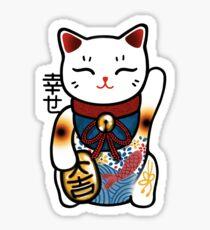 Maneki T-Shirt Sticker