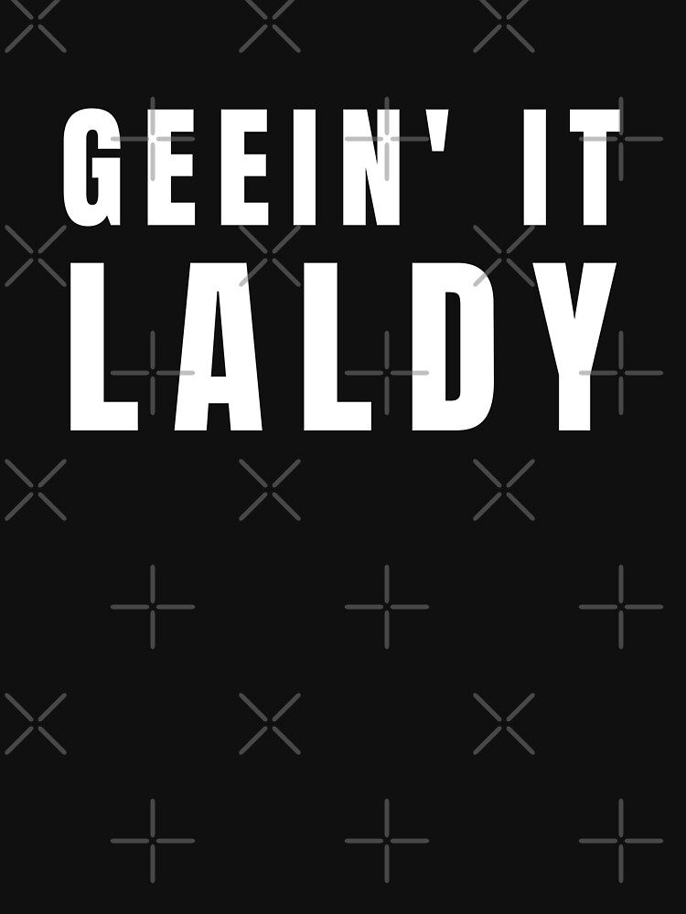 Geein it Laldy - Give it Great Gusto (Design Day 197) by TNTs