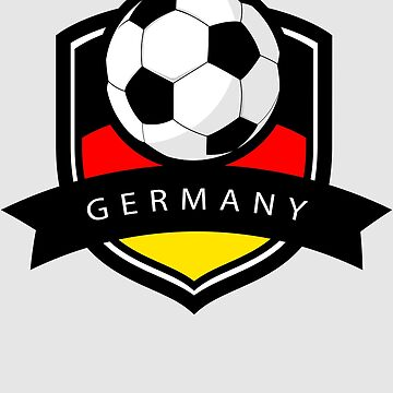 Soccer flag Germany by melsens