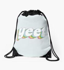 yeet Drawstring Bag