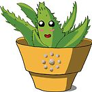 Cute Aloe Vera by partimesloth