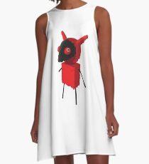 Devilish Piñatamon A-Line Dress